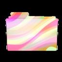 retro folder