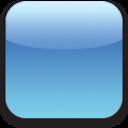 128x128 of Blue Blank