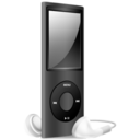 iPod Nano black off