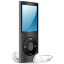 iPod Nano black on