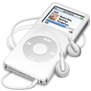128x128 of ipod nano white