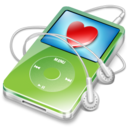 ipod video green favorite