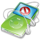 128x128 of ipod video green no disconnect