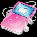 128x128 of ipod video pink apple
