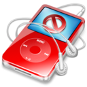 ipod video red no disconnect