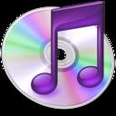iTunes paars 2