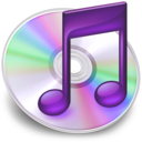 128x128 of iTunes paars 2