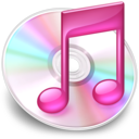 iTunes roze
