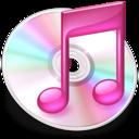 iTunes roze
