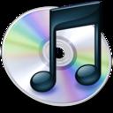 iTunes zwart