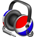 Pepsi Punk headphones