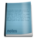 128x128 of Notepad