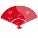 128x128 of Fan red
