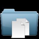 128x128 of Folder Documents