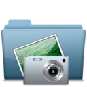 128x128 of Folder Pictures