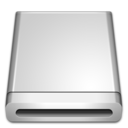 128x128 of Removable Drive