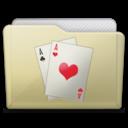 beige folder games