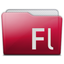 folder adobe flash