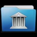 folder library