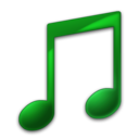 toolbar music