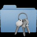 128x128 of keys