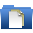 smooth navy blue documents 2