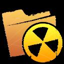 128x128 of Burn Folder