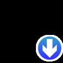 128x128 of Drop Badge