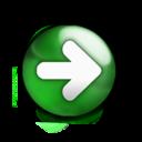 128x128 of Forward Button