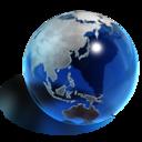 128x128 of Globe
