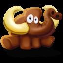 Mammoth Seated