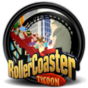 128x128 of Roller Coaster Tycoon 1