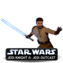 128x128 of Star Wars Jedi Knight 2 Jedi Outcast 2