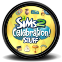 The Sims 2 Celebration Stuff 1