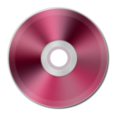 Dark Pink Metallic CD