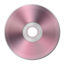 Light Pink Metallic CD