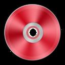 Red Metallic CD