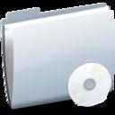 128x128 of Folder BlankCD
