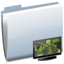 128x128 of Folder TV