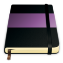 moleskine violet 512
