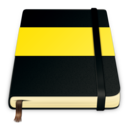 moleskine yellow 512