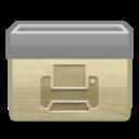 128x128 of Folder Printer