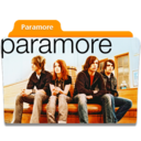128x128 of Paramore