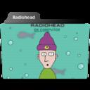 128x128 of Radiohead