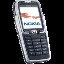 Nokia E70 front