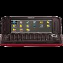 Nokia E90 open