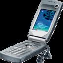 Nokia N71 open