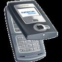 Nokia N71 top