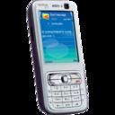 Nokia N73 portrait