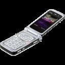 Nokia N75 open